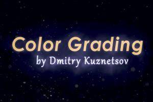 Portfolio for Color Grading / Color Correction