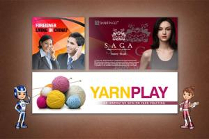 Portfolio for Banner Ads Design