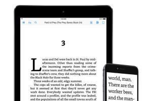 Portfolio for Ebooks creating for Kindle