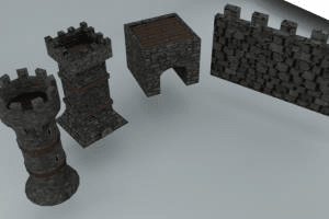 Portfolio for MODELER/ ANIMATOR/ GAME DEVELOPER 3D/ 2D