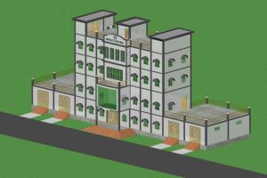 Portfolio for 2D and 3D Architectural Drawings