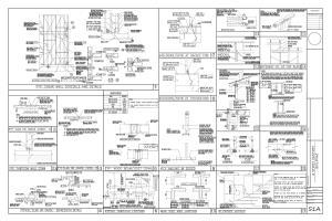 Portfolio for CAD Designer with 2D & 3D skills