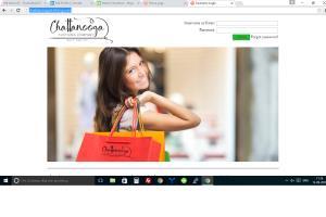 Portfolio for Senior E-commerce Website Developer