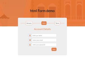 Portfolio for Dynami contact form
