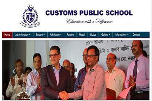 Portfolio for Educational/Institute Dynamic Website