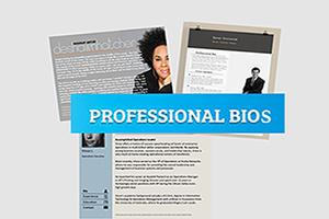 Portfolio for Professional Writing Services