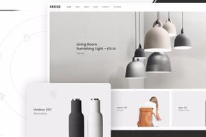 Portfolio for WordPress Theme Design