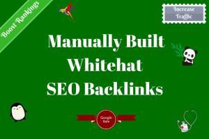 Portfolio for Build high quality dofollow SEO backlink