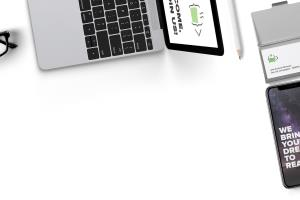 Portfolio for Code Brew Labs - iOS / Android / React