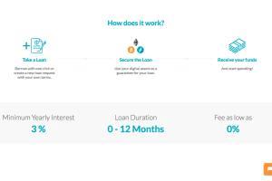 Portfolio for ETHLend-Platform