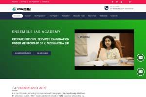 Portfolio for Ensemble.net