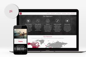 Portfolio for Parallax Web Design