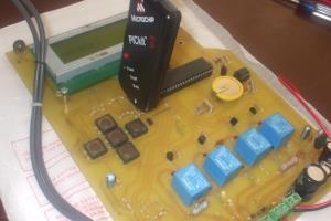 Portfolio for Embedded system development engineer