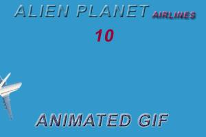 Portfolio for Let me design your animated GIF Banner