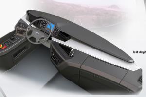 Portfolio for automotive design