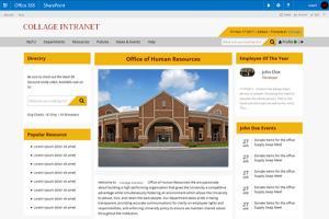 Portfolio for SharePoint Development Services