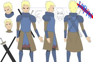 Portfolio for Full Production, 2D Animation Team