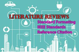 Portfolio for Literature review writing in Engineering