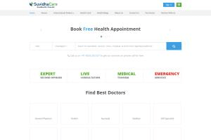 Portfolio for Book Doctor Appointment