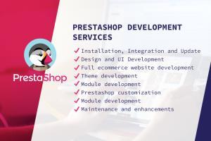 Portfolio for Prestashop Development