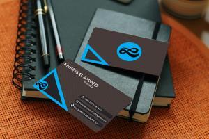 Portfolio for I will do creative business card design