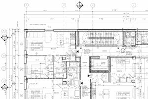 Portfolio for Architectural Drawings | CAD and Revit