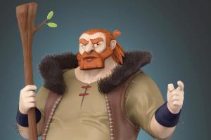 Portfolio for Game Character Modeller