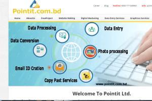 Portfolio for Online Data Entry Services