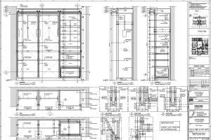 Portfolio for Architectural (2D drafting, 3D modeling)
