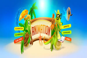 Portfolio for 3D-2D Animation / Video Creation