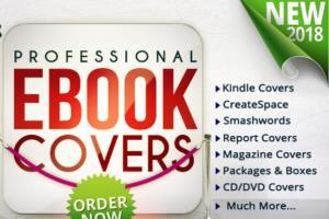 Portfolio for professional book cover design