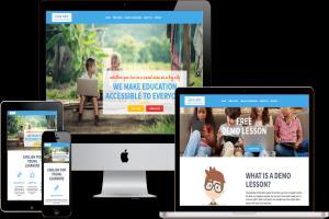 Portfolio for BadHat Dojo - full stack web agency