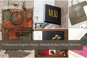 Portfolio for Graphic Design/ Web Design/ SEO Experts