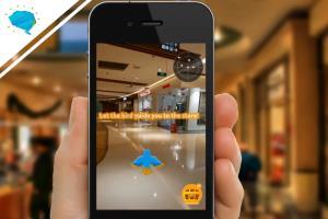 Portfolio for Augmented Reality AR App Development