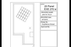 Portfolio for Solar Designer Engineer