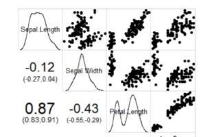 Portfolio for statistician