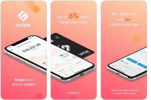 Portfolio for Multi-Asset Wallet app development