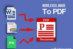 Portfolio for Converting file