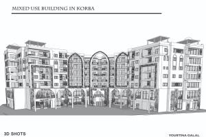 Portfolio for Revit architecture drafting &modelling
