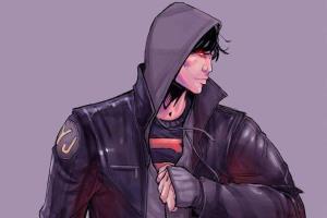 Portfolio for Comic book illustrator
