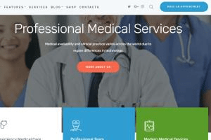 Portfolio for Healthcare Software