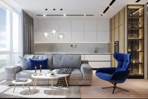 Portfolio for Interior designer, 3d visualisator, arch