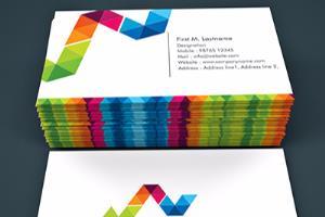 Portfolio for I will design Business card