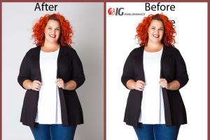 Portfolio for Clipping  Image Masking Photoshop work