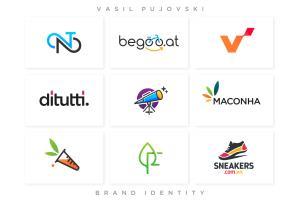 Portfolio for Graphic Designing & Branding Logo