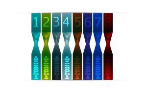 Portfolio for 2D/3D Infographics Design