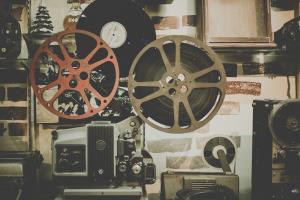 Portfolio for Film Critic, Movie Blogwriter