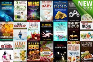 Portfolio for e-Book & Kindle Cover Design