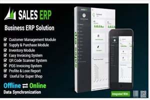 Portfolio for ERP – Business ERP Solution