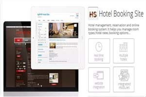 Portfolio for PHP Hotel Reservation System (Light)